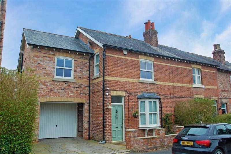 4 Bedrooms End Of Terrace House for sale in Church Road, Wilmslow, Cheshire