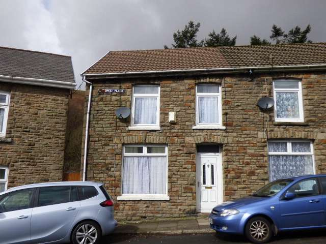 3 Bedrooms End Of Terrace House for sale in Prospect Place, Ogmore Vale, Bridgend CF32