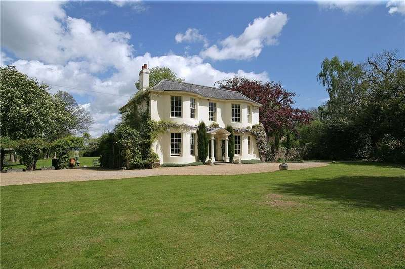 6 Bedrooms Detached House for sale in North Street, Hellingly, Nr Horam, East Sussex, BN27