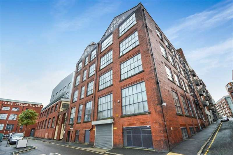 2 Bedrooms Duplex Flat for sale in Tobacco Factory Phase 3, Northern Quarter, Manchester, M4