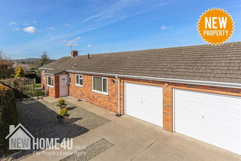 3 Bedrooms Detached Bungalow for sale in Trem Y Foel, Sychdyn, Mold