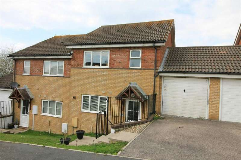 3 Bedrooms Semi Detached House for sale in Bunting Close, St Leonards-on-Sea, East Sussex