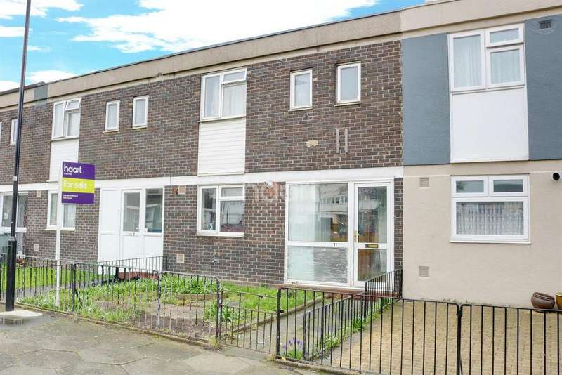 3 Bedrooms Terraced House for sale in Seaton Close, Plaistow