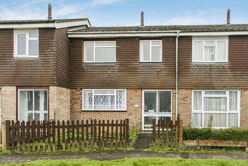 3 Bedrooms Terraced House for sale in Rowan Tree Road, Tunbridge Wells