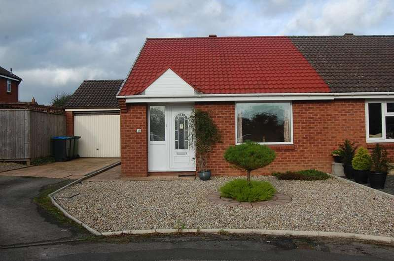 2 Bedrooms Semi Detached Bungalow for sale in St Anthonys Avenue, Northallerton