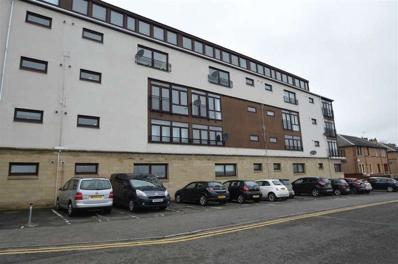 2 Bedrooms Apartment Flat for sale in Campbell Close, Hamilton