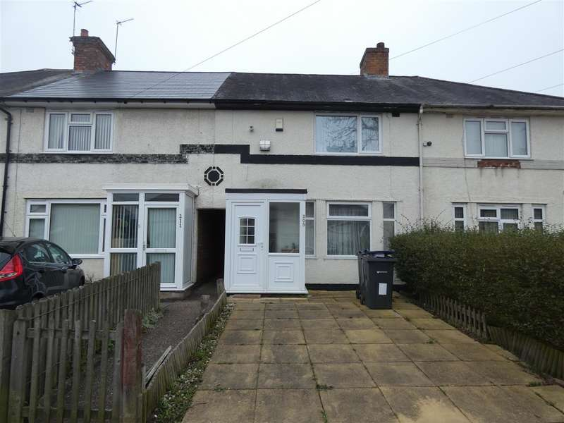 3 Bedrooms Terraced House for sale in Severne Road, Acocks Green, Birmingham