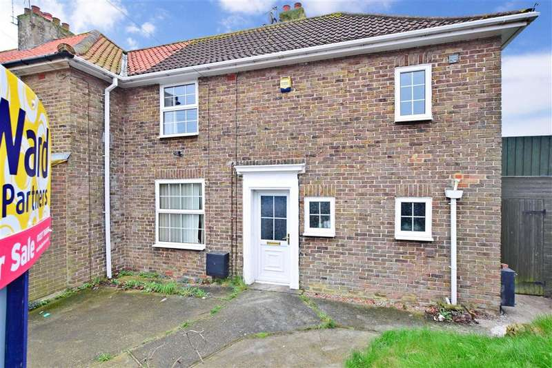 3 Bedrooms End Of Terrace House for sale in Burgess Road, , Aylesham, Canterbury, Kent