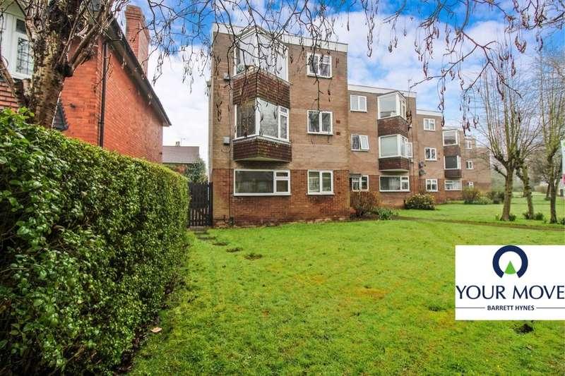 2 Bedrooms Flat for sale in Moorfields Scott Hall Road, Leeds, LS17