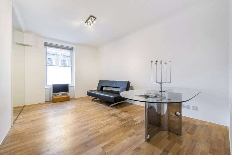 1 Bedroom Flat for sale in Sandringham Court, Dufours Place, London, W1F