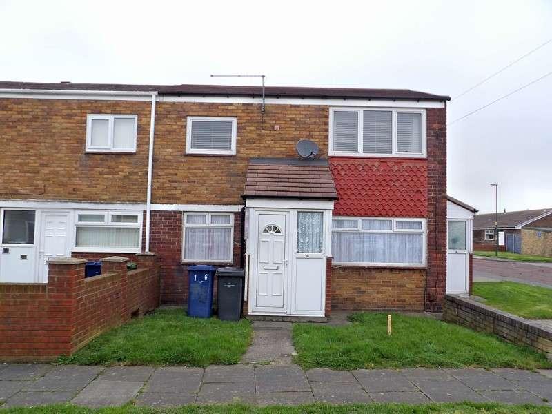 1 Bedroom Apartment Flat for sale in Heaton Gardens, Biddick Hall, South Shields, Tyne and Wear, NE34 9TZ