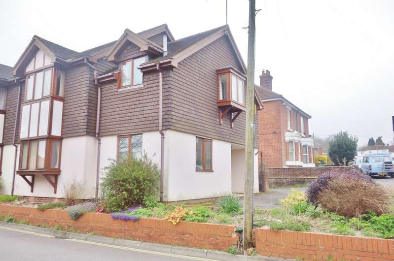 2 Bedrooms Property for sale in Southampton Hill, Fareham