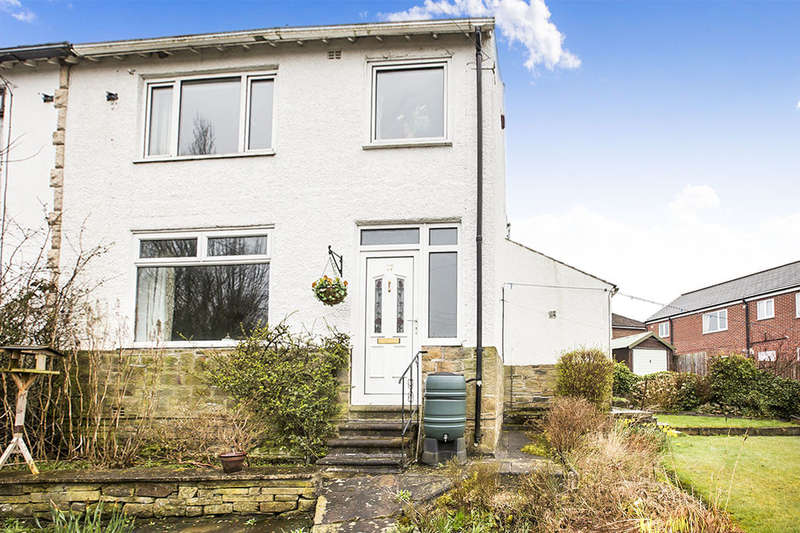3 Bedrooms Terraced House for sale in Stocks Gardens, Hebden Bridge, HX7