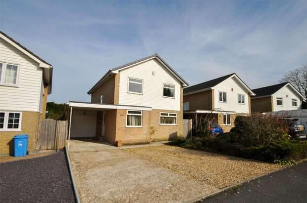 4 Bedrooms Detached House for sale in Rempstone Road, WIMBORNE, Dorset