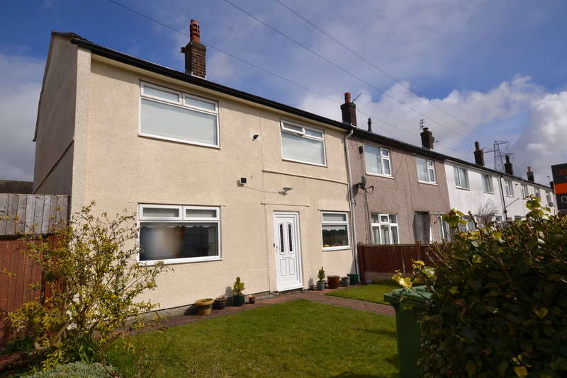3 Bedrooms Terraced House for sale in St. Augustines Way, Bootle, L30
