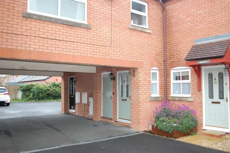 2 Bedrooms Terraced House for sale in St. Laurence Way, Bidford on Avon, B50