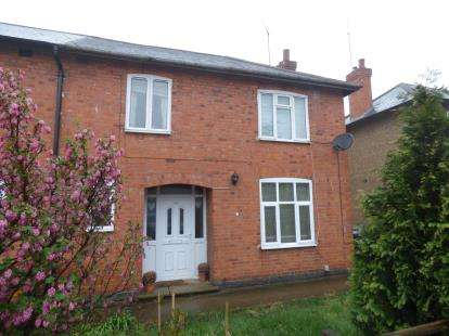 3 Bedrooms Semi Detached House for sale in Danefield Road, Abington, Northampton, Northamptonshire