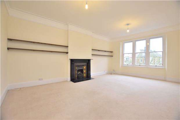 2 Bedrooms Flat for sale in Redland Road, BRISTOL, BS6 6QY