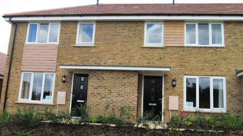 2 Bedrooms End Of Terrace House for rent in Adams Drive, St Ives, Cambridgeshire, PE27 6TD