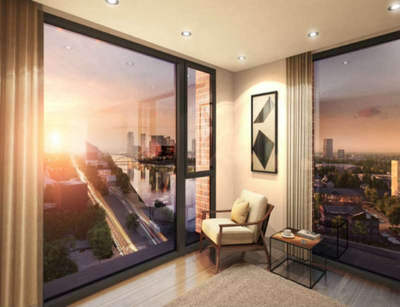 2 Bedrooms Apartment Flat for sale in Reference: 42566, Old Trafford, Manchester