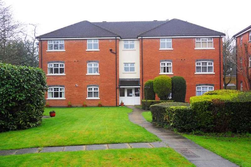 2 Bedrooms Flat for sale in The Orchards, Littleover