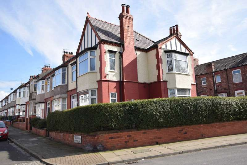 4 Bedrooms Terraced House for sale in Southdale Road, Tranmere