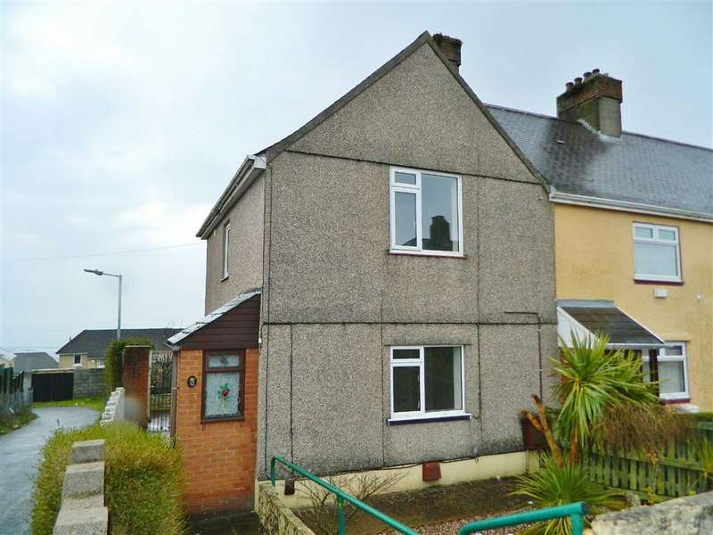 3 Bedrooms End Of Terrace House for sale in Islwyn Road, Mayhill