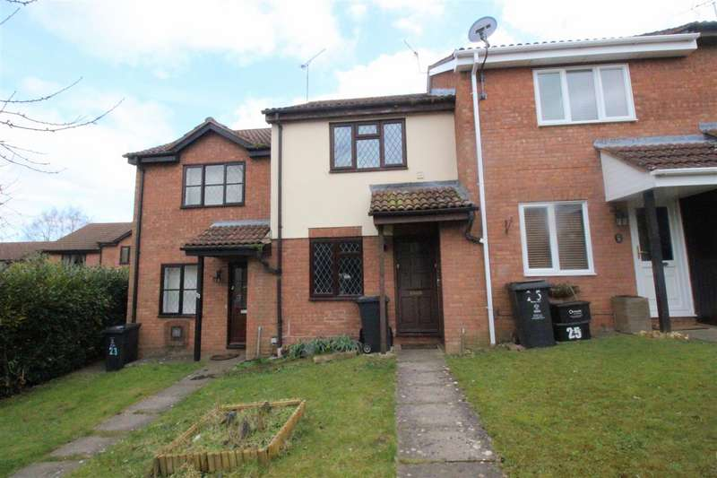 2 Bedrooms Terraced House for sale in Catmint Close, Swindon