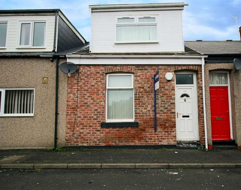 3 Bedrooms Terraced House for sale in Grosvenor Street, Southwick, Sunderland, SR5 2EQ