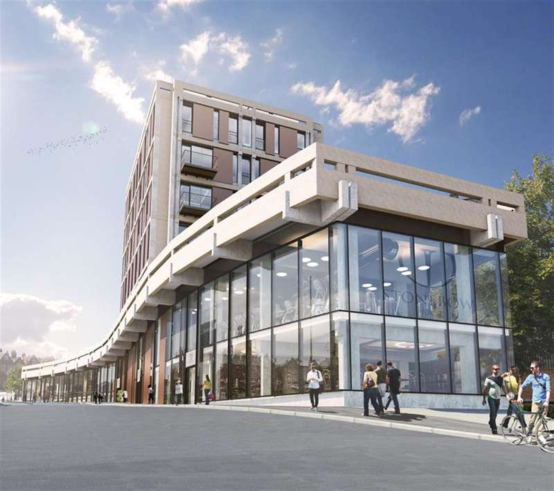 2 Bedrooms Flat for sale in Stonebow House, The Stonebow, York, YO1 7NY