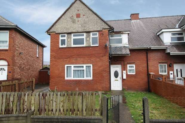 3 Bedrooms Semi Detached House for sale in Moorland Crescent, Newcastle Upon Tyne, Tyne And Wear, NE6 4AT