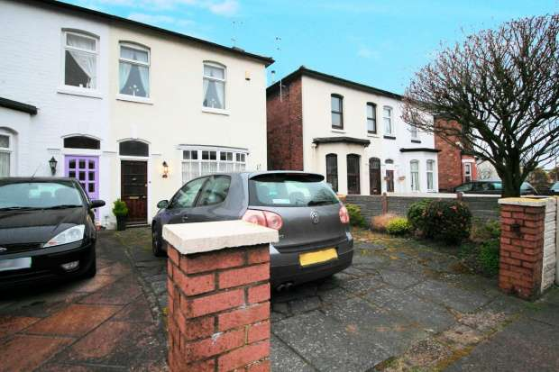 3 Bedrooms Semi Detached House for sale in Virginia Street, Southport, Merseyside, PR8 6SJ