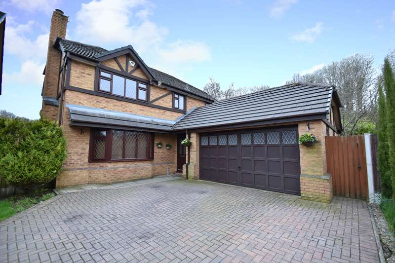 4 Bedrooms Detached House for sale in The Heys, Prestwich, Manchester, M25