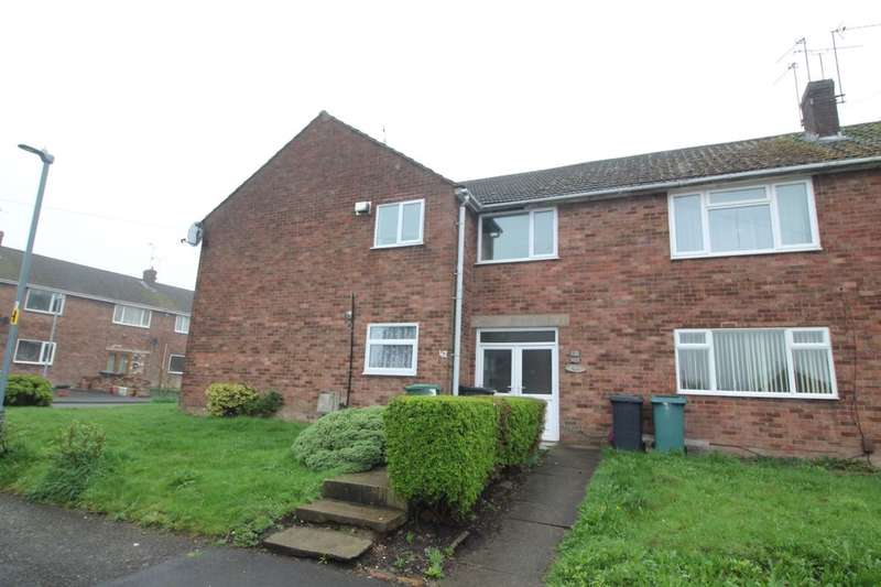 2 Bedrooms Flat for sale in Willis Grove, Bedworth, CV12