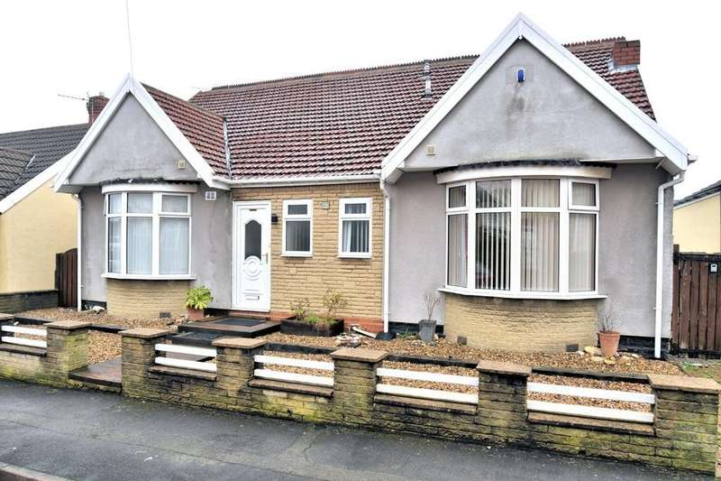 4 Bedrooms Detached Bungalow for sale in Ruskin Avenue, Mexborough