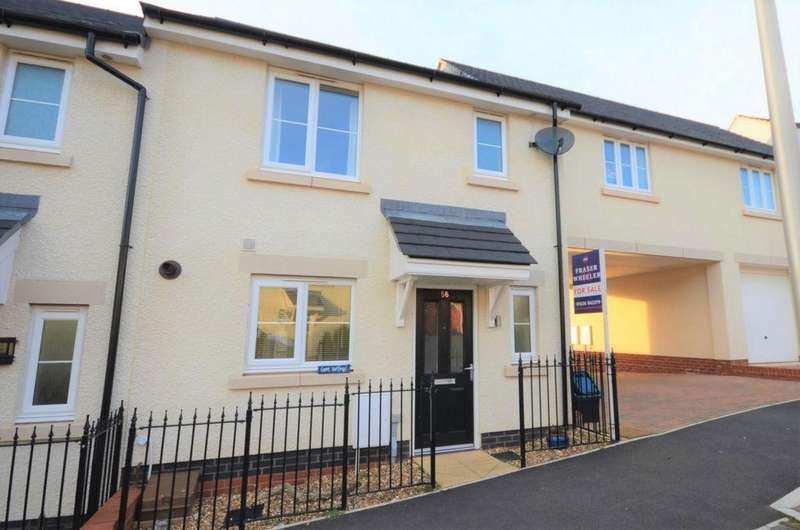 3 Bedrooms House for sale in Carnac Drive, Dawlish, EX7