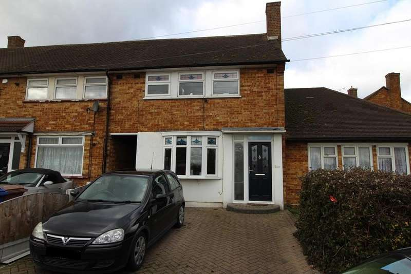 2 Bedrooms End Of Terrace House for sale in Tamar Drive, Aveley, Essex, RM15