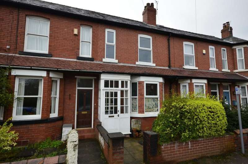 3 Bedrooms Terraced House for sale in Ashton Avenue, Altrincham