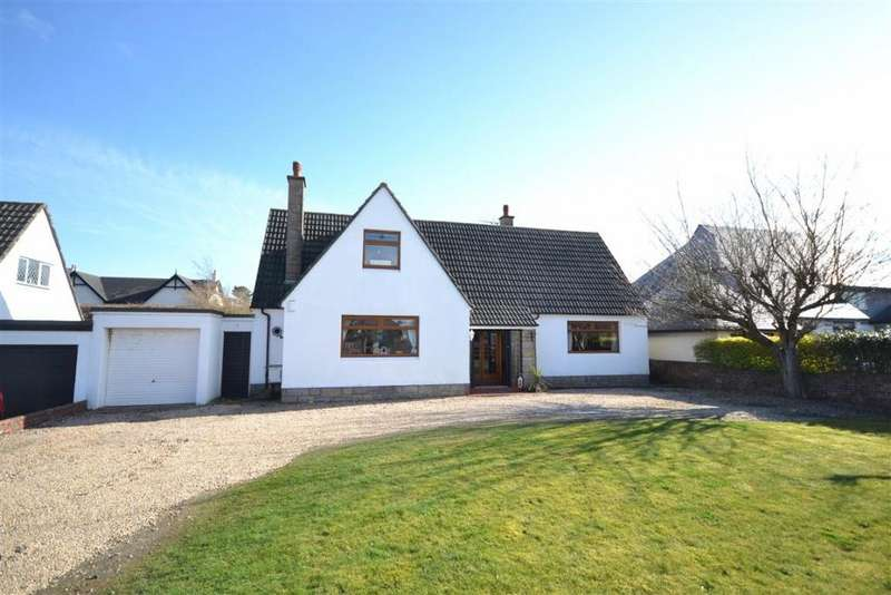 4 Bedrooms Detached Villa House for sale in 5 Abbots Way, Doonfoot, KA7 4EZ