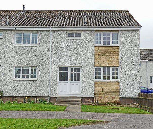 3 Bedrooms End Of Terrace House for sale in Bute Drive, Perth PH1