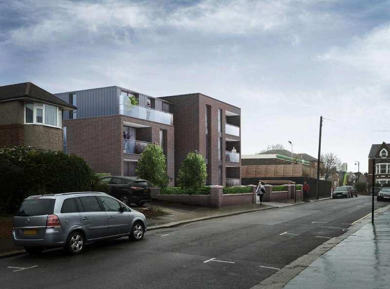 Plot Commercial for sale in Holmesdale Road SE25