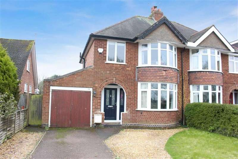 3 Bedrooms Semi Detached House for sale in Cubbington Road, Leamington Spa, CV32