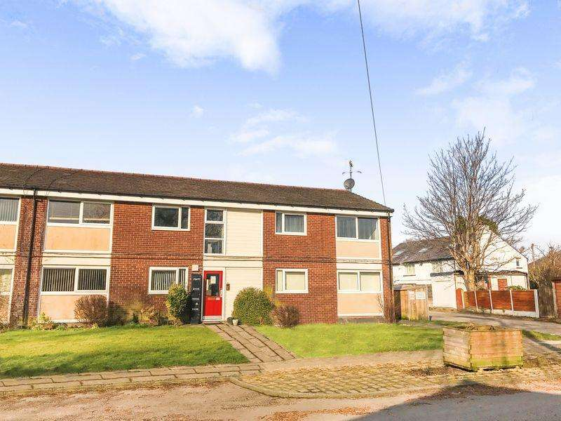 1 Bedroom Flat for sale in Melrose Road, Radcliffe M26 3UW