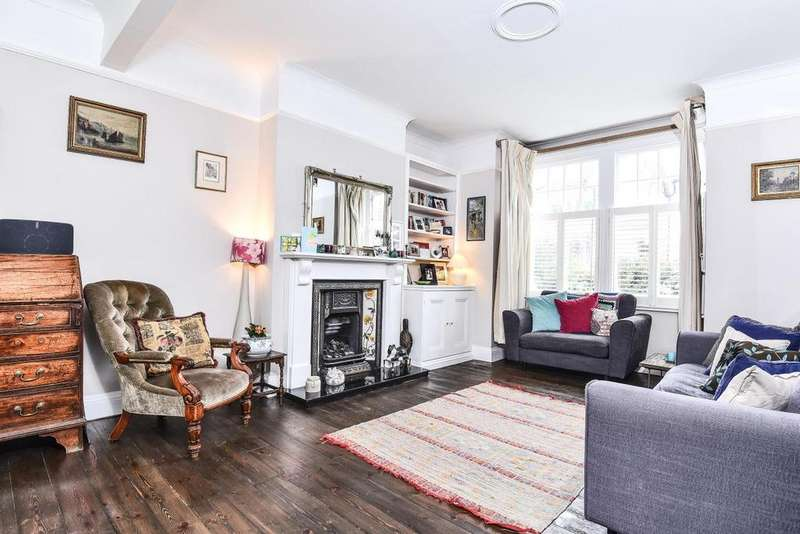 4 Bedrooms Terraced House for sale in Fircroft Road, Tooting Bec