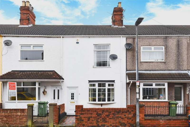 3 Bedrooms Terraced House for sale in Sea View Street, Cleethorpes, DN35
