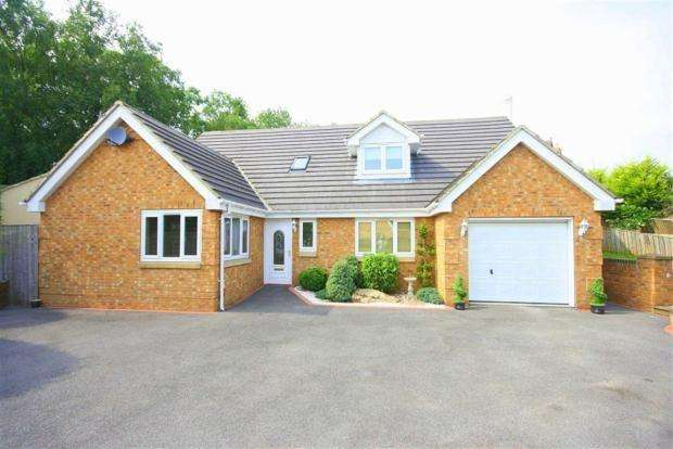 4 Bedrooms Detached House for sale in VALLEY VIEW, HOLMSIDE LANE, BURNHOPE, DURHAM CITY : VILLAGES WEST OF