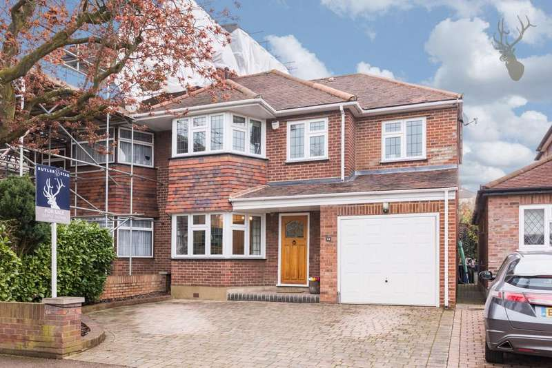 4 Bedrooms House for sale in Elizabeth Drive, Theydon Bois, CM16
