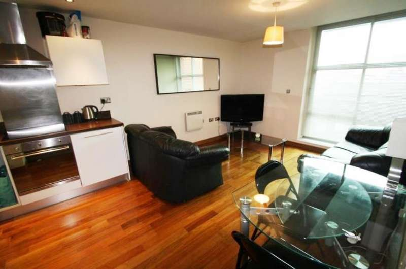 1 Bedroom Apartment Flat for sale in THE ST GEORGE BUILDING, 60 GREAT GEORGE STREET, LEEDS, LS1 3DL