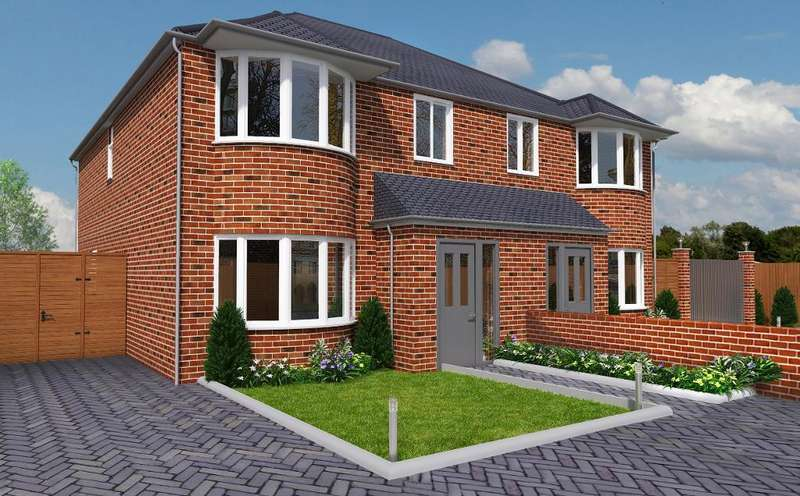 3 Bedrooms Semi Detached House for sale in Icknield Way, Luton, Bedfordshire, LU3 2BT