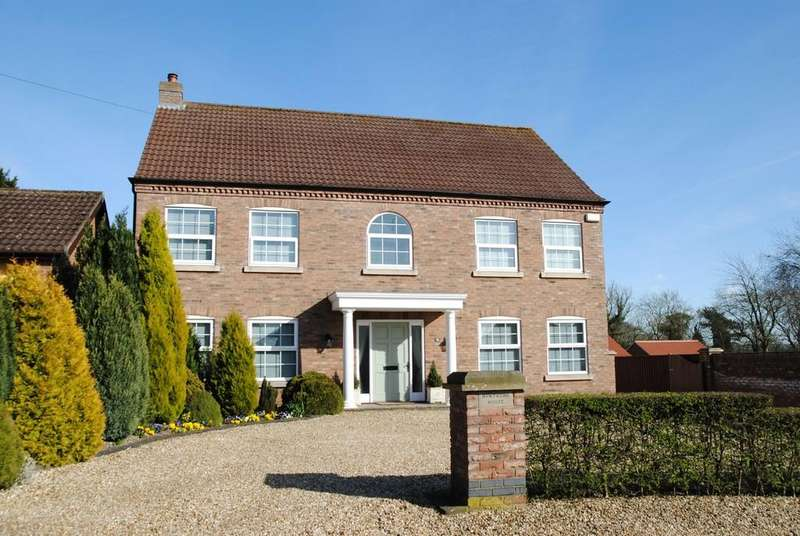 6 Bedrooms Detached House for sale in Grasby, Lincolnshire